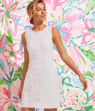 "Lilly Pulitzer ""Melani"" Dress, Resort White"