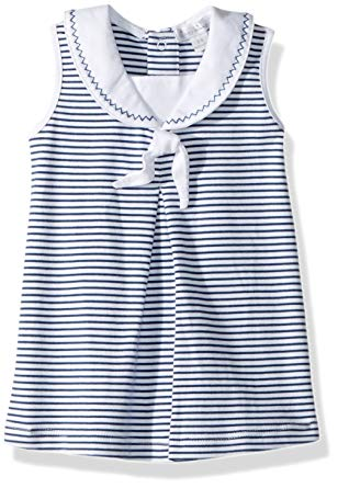 Kissy Kissy Seven Seas Stripe Sleeveless Dress