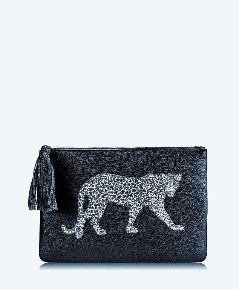 Gigi New York Printed Uber Clutch
