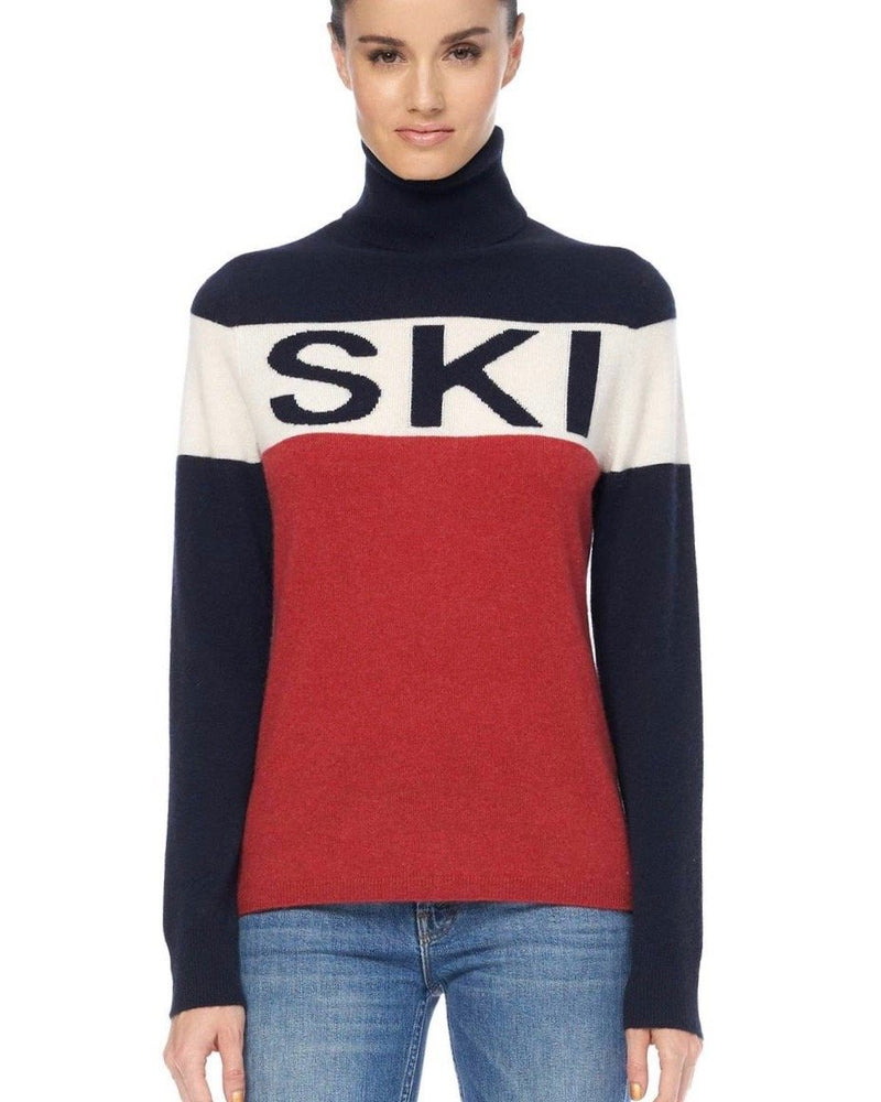 "360 Cashmere ""SKI"" Sweater"