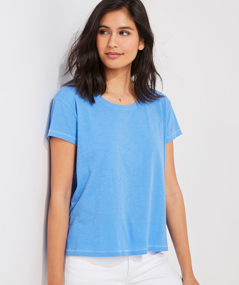 Vineyard Vines Pop Stitch Surf Tee