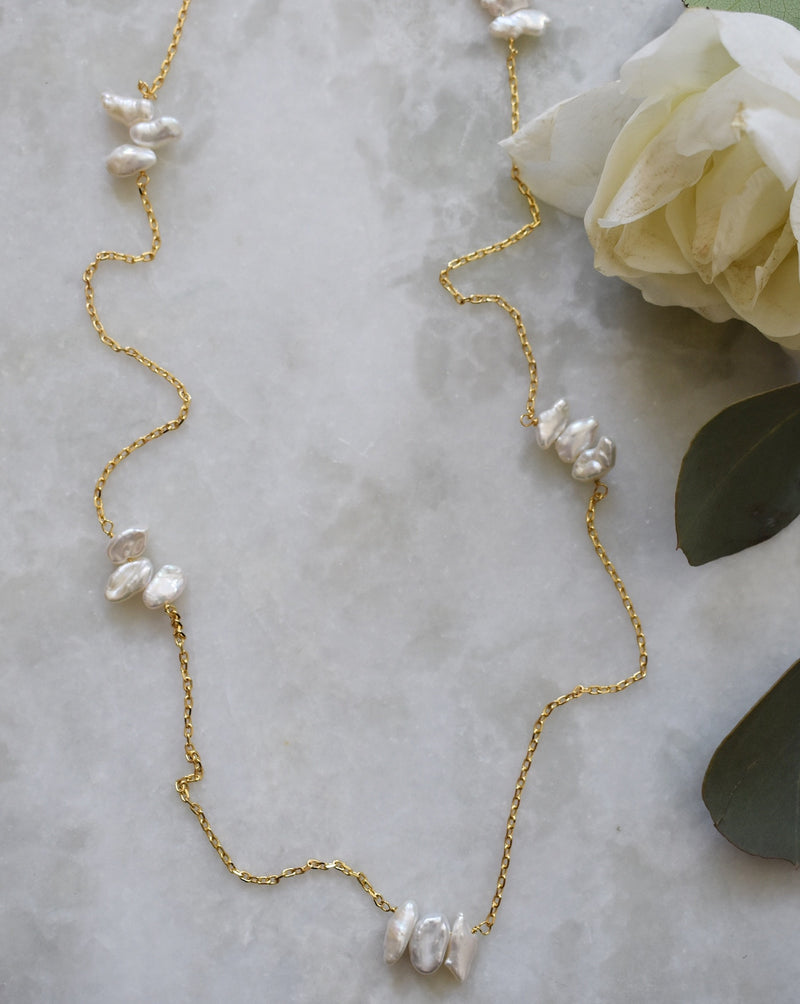 Freshwater Pearl Layering Necklace