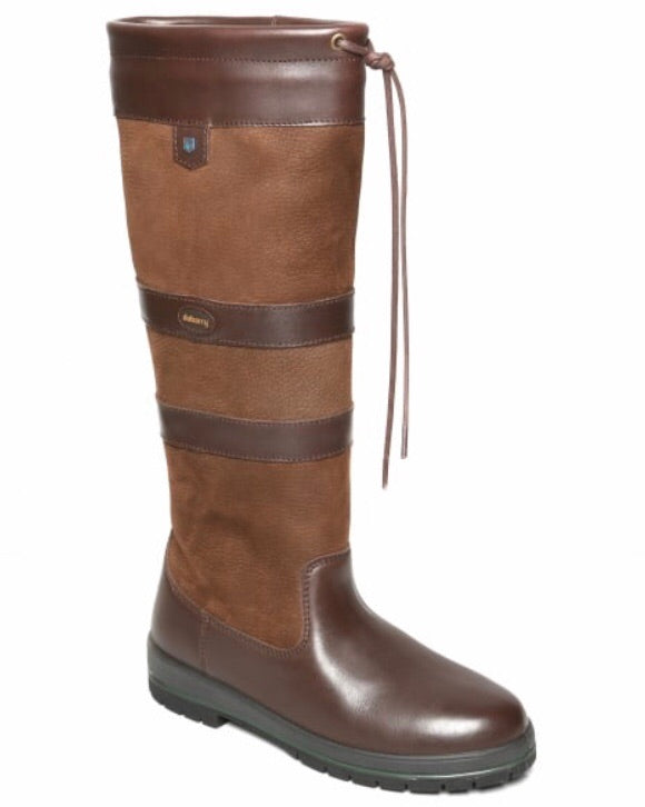 Dubarry of Ireland Galway Boot, Walnut