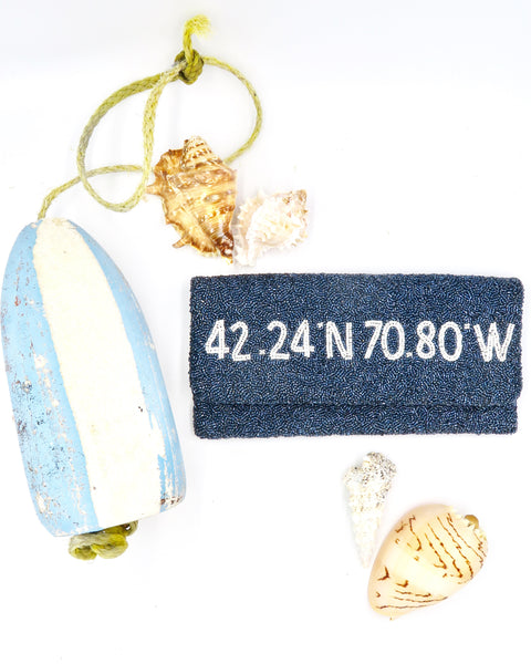 Cohasset Coordinates Beaded Clutch