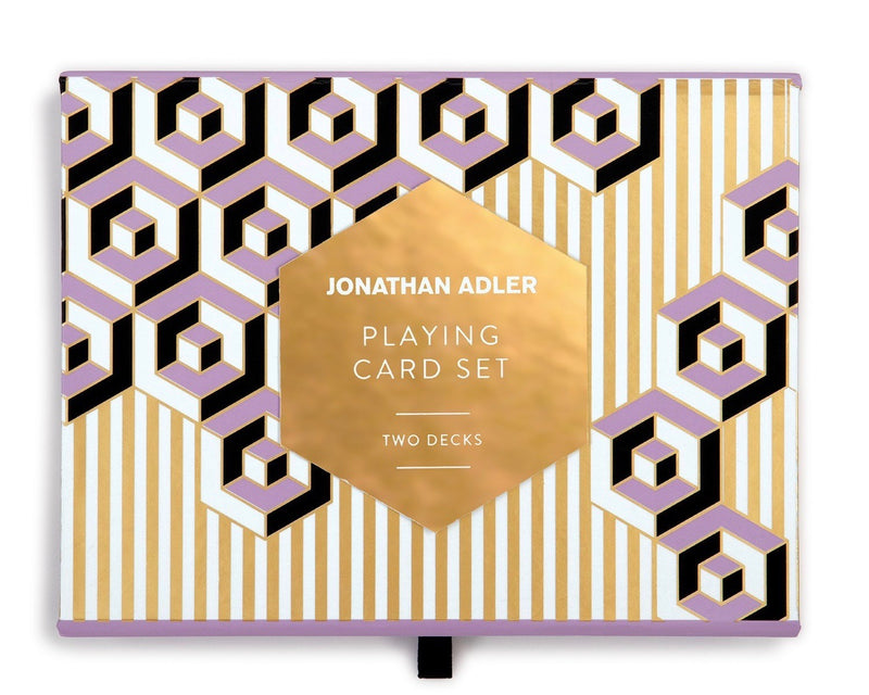 Jonathan Adler Versailles Playing Cards Set