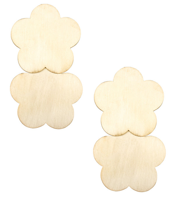 "Lisi Lerch ""Josie"" Clover Earrings"