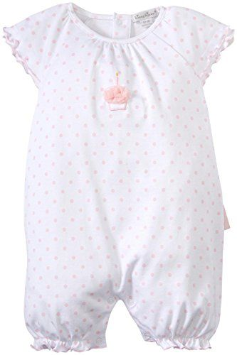 Kissy Kissy My First Birthday Polka Dot Playsuit