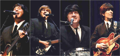 TICKET TO RIDE TRIBUTE TO THE BEATLES