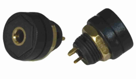 3.5mm Modular Connector for Decorator Plate - AMERICAN RECORDER TECHNOLOGIES, INC.