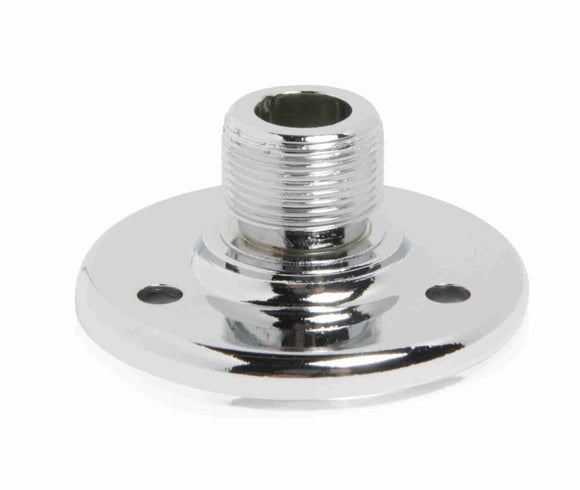 SURFACE MOUNT MALE MIC FLANGE 5/8 INCH-27 THREAD
