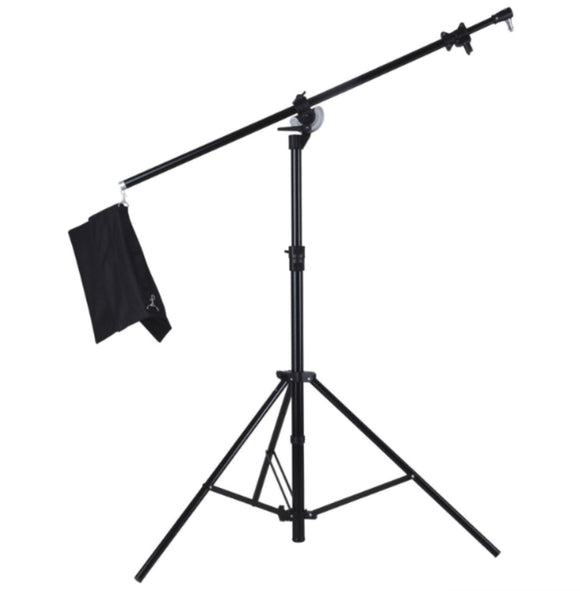 American Recorder B SERIES BOOM/STAND 13 FT - CONVERTIBLE 4 SECTION STAND