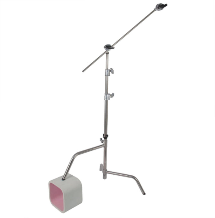American Recorder Studio C- Stand 20 inch -3 section with sliding leg
