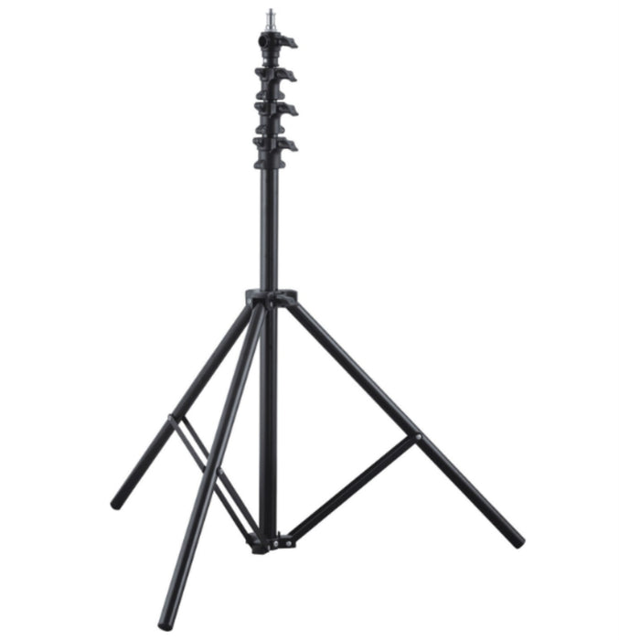 American Recorder Q SERIES 8 ft. LIGHT STAND - 4 SECTION