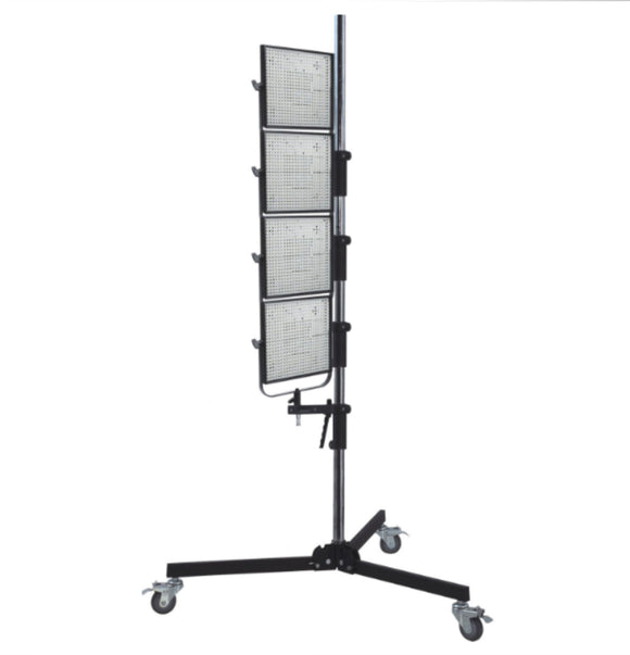 American Recorder V SERIES 7 ft -3 inch LIGHT STAND BASE with CASTERS
