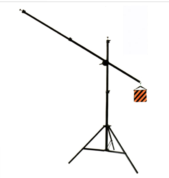 American Recorder Z SERIES MEDIUM BOOM STAND W/ SANDBAG COUNTERWEIGHT