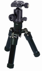 "21"" Aluminum Tripod with Universal All-Metal Ball Head - AMERICAN RECORDER TECHNOLOGIES, INC."