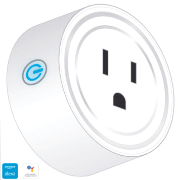 AMERICAN RECORDER - WiFi Smart Outlet