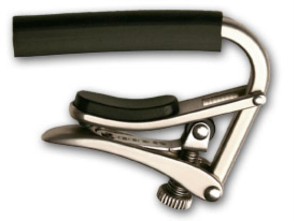 SHUBB Standard Capo - Polished Nickel Finish