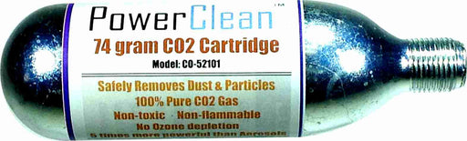 74 gram Carbon Dioxide Gas Cartridge - AMERICAN RECORDER TECHNOLOGIES, INC.