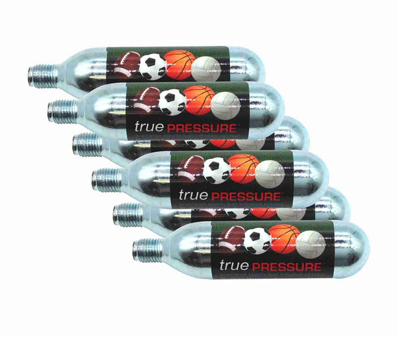 True Pressure 3.2 gram Nitrogen/Argon Gas Cartridges