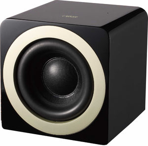 "CARVER PRO 8"" Mini Cube 300 watt Subwoofer"