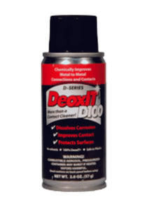CAIG LABS DeoxIT D Series Spray, 100% Solution, 57g.