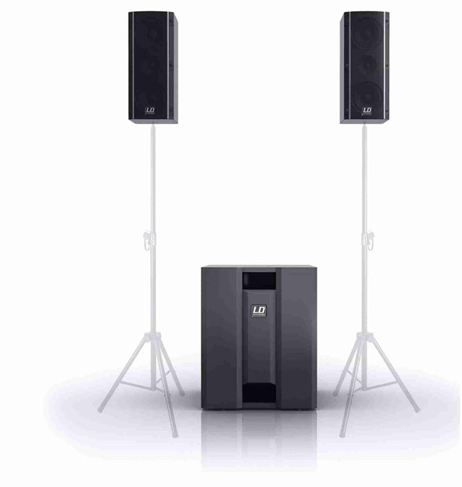 Active Portable PA System - AMERICAN RECORDER TECHNOLOGIES, INC. - 1