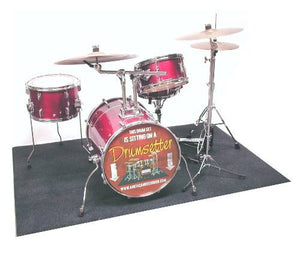 Drumsetter Interlocking Drum Rug - AMERICAN RECORDER TECHNOLOGIES, INC. - 1
