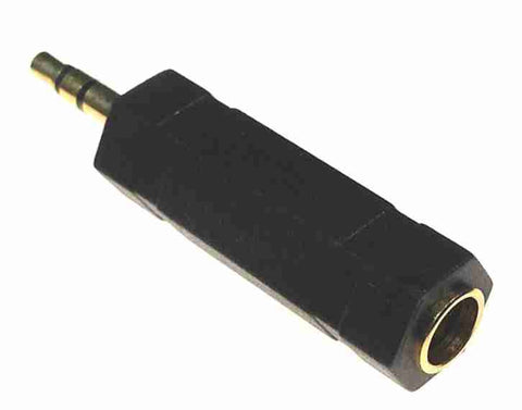TRS (female) to 3.5mm (male) - AMERICAN RECORDER TECHNOLOGIES, INC. - 1