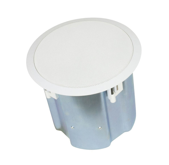 "6.5"" In-Ceiling 2-Way Speaker with backbox"