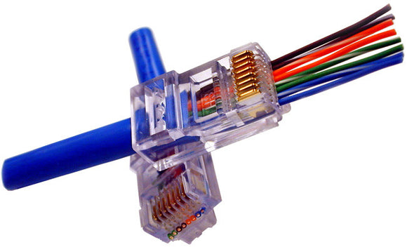 RJ45 Connectors - AMERICAN RECORDER TECHNOLOGIES, INC. - 1