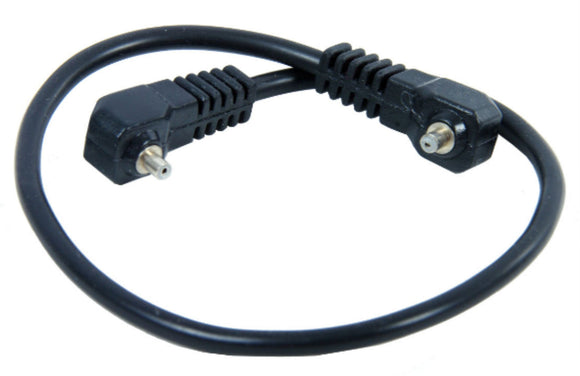 Zumm Photo Flash Sync Cord 12 inches PC Female to PC Female