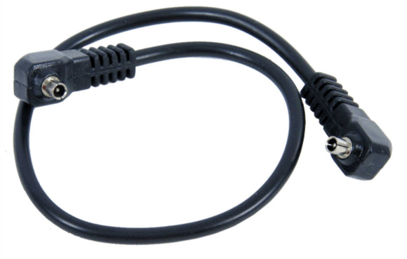 Zumm Photo Flash Extension Cord - PC Male to PC Male