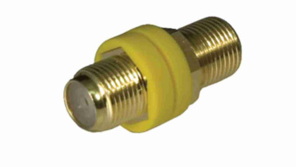 F Style Modular Connector for Decorator Plate - AMERICAN RECORDER TECHNOLOGIES, INC.