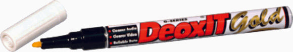 DeoxIT Gold G-Series Pen, 100% Solution, 6ml