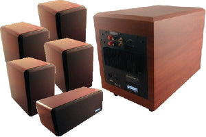 5.1 Home Theater Speaker System - AMERICAN RECORDER TECHNOLOGIES, INC.