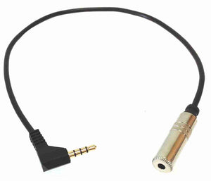 Android Microphone Adapter cable - AMERICAN RECORDER TECHNOLOGIES, INC. - 1