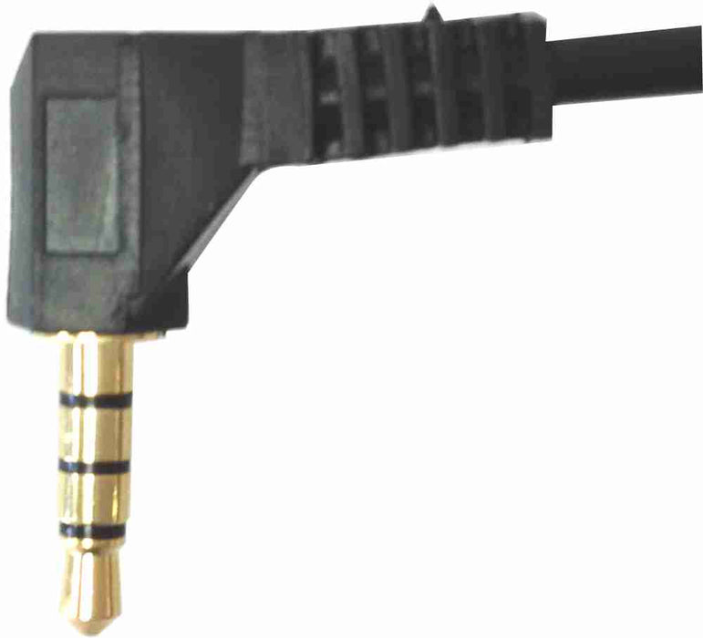iPhone/iPad Microphone Adapter Cable connector
