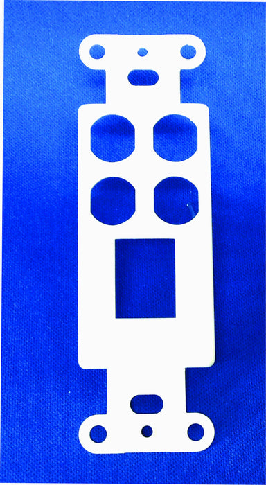 Decorator Style Wall Plates - Empty - AMERICAN RECORDER TECHNOLOGIES, INC. - 14