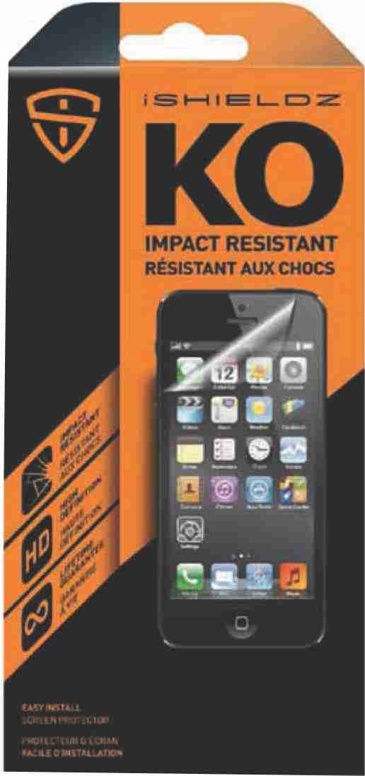 Impact Resistant Screen Protection