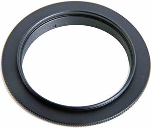 Reverse Lens Adapter for Pentax K Body to fit 49mm ~ 55mm