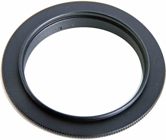 Zumm Photo Reverse Lens Adapter for Pentax K Body to fit 49mm ~ 55mm