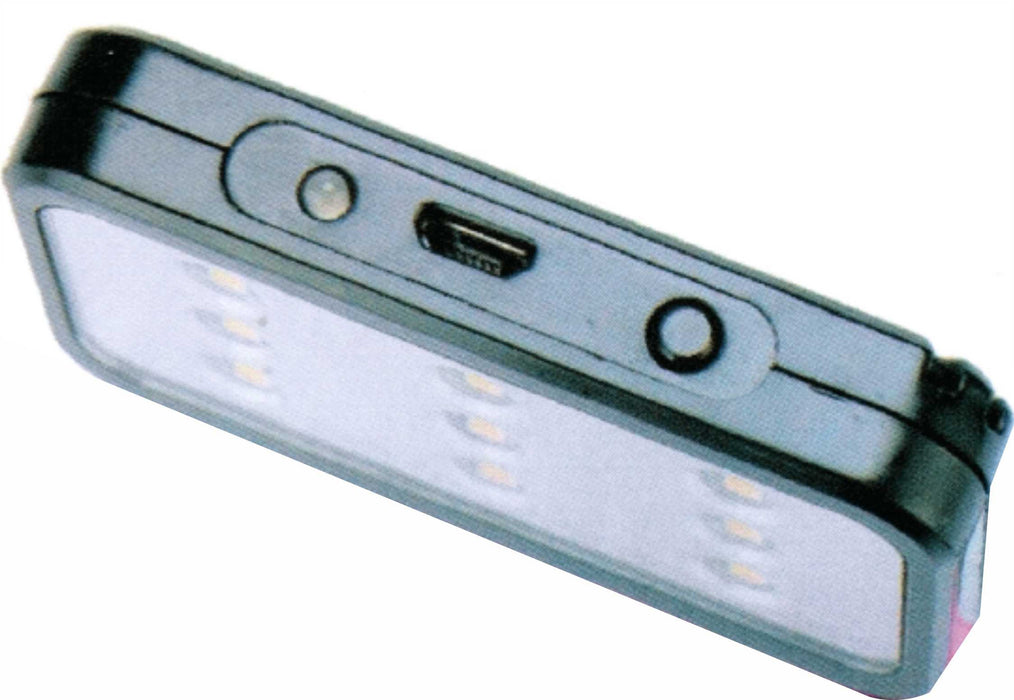 9 LED light for Smartphone bottom