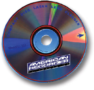 CD/DVD Lens Cleaner - AMERICAN RECORDER TECHNOLOGIES, INC.
