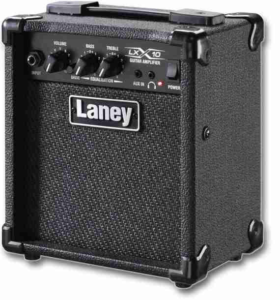 LX10 Solid-State Guitar Amp - AMERICAN RECORDER TECHNOLOGIES, INC. - 1
