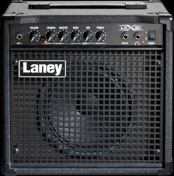 LX20R Solid-State Guitar Amp with REVERB - AMERICAN RECORDER TECHNOLOGIES, INC. - 1