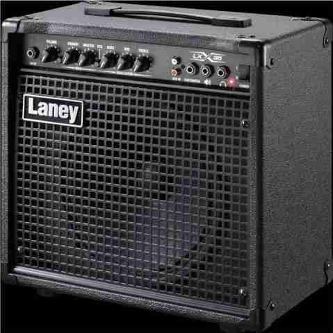 LX35R Solid-State Guitar Amp with REVERB - AMERICAN RECORDER TECHNOLOGIES, INC. - 1