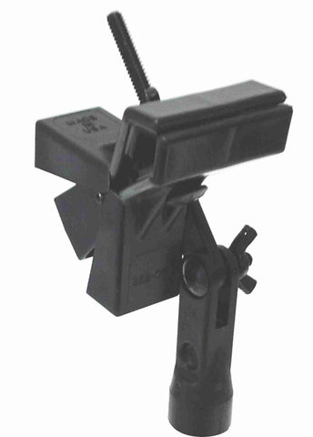 Locking Butterfly Microphone Clip - AMERICAN RECORDER TECHNOLOGIES, INC. - 1