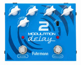 MODULATION DELAY 2 - AMERICAN RECORDER TECHNOLOGIES, INC. - 2