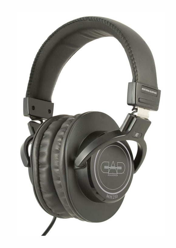 Closed-Backed Studio Headphone